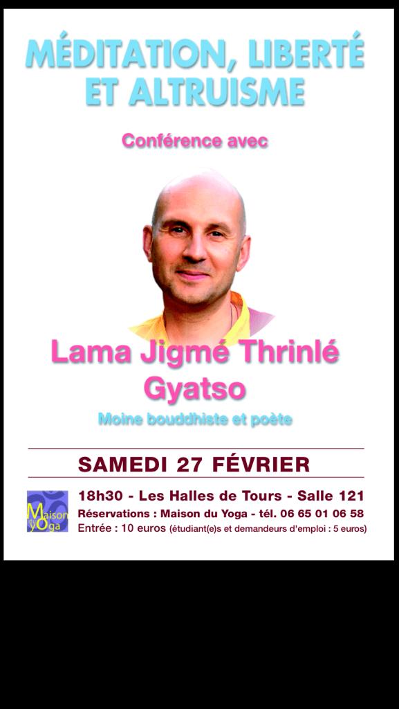 Lama Jigmé Thrinlé Gyatso
